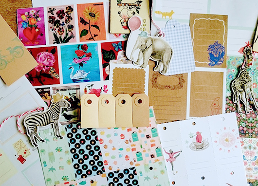DIY | Kadootjes inpakken