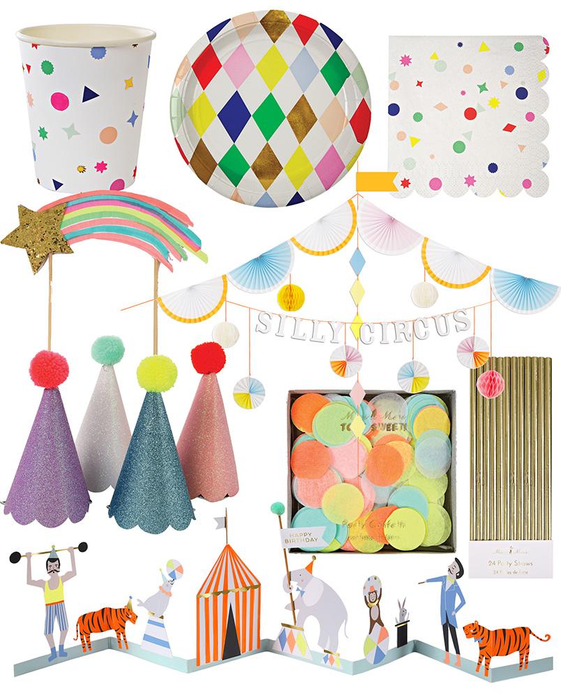 Kleurplaten Circusartiesten.Circus Festijn Confetti Stories